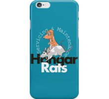 Hangar Rats iPhone Case/Skin