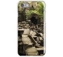 Beng Mealea Jungle Temple iPhone Case/Skin