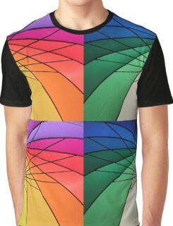 Gay Umbrella Graphic T-Shirt