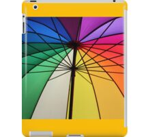 Gay Umbrella iPad Case/Skin