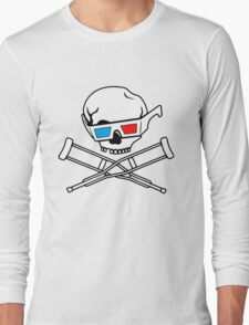 Jackass 3D Long Sleeve T-Shirt