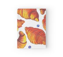Mom said I'm sweet like croissant... Hardcover Journal