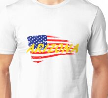 Arizona United States Flag T Shirt and Hoodie Unisex T-Shirt