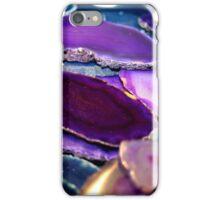 Purple Stones iPhone Case/Skin