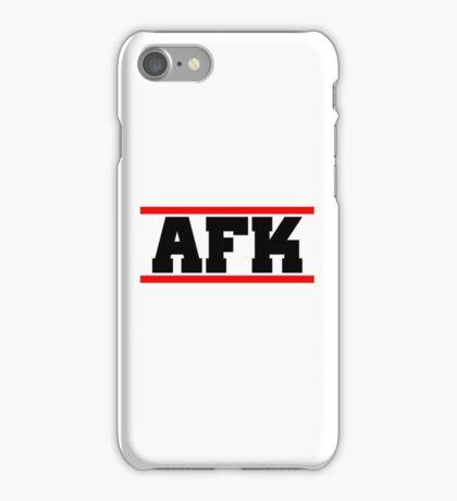 Afk iPhone Case/Skin