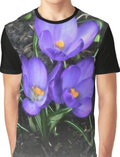 Perfectly purple Graphic T-Shirt