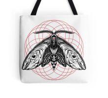 Death Head Moth Tote Bag