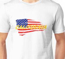 California United States Flag T Shirt and Hoodie Unisex T-Shirt