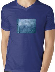Ancient Sun clock Mens V-Neck T-Shirt