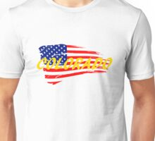 Colorado United States Flag T Shirt and Hoodie Unisex T-Shirt