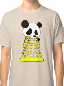Panda  Robot Classic T-Shirt
