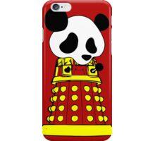 Panda  Robot iPhone Case/Skin