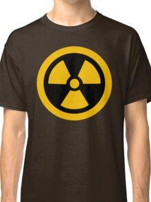 Yellow Radioactive Classic T-Shirt