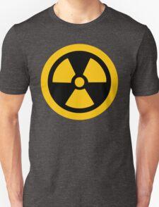 Yellow Radioactive Unisex T-Shirt