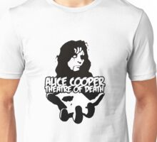 alice cooper theatre of death Unisex T-Shirt