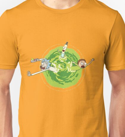 Rick and Morty 2 Unisex T-Shirt