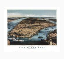 New York - 1856 Kids Tee