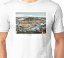 New York - 1856 Unisex T-Shirt