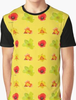Tulipes sur buttercup Graphic T-Shirt