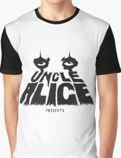 uncle alice cooper Graphic T-Shirt