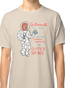 Scientific Astronauts Classic T-Shirt