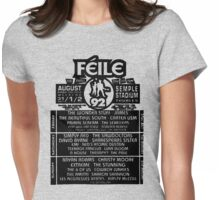 Feile 92 - The third trip to Tipp Womens Fitted T-Shirt