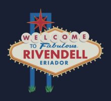 Welcome to Rivendell by gnarlynicole