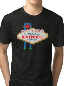 Welcome to Rivendell Tri-blend T-Shirt