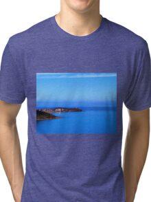 St Ives Cornwall  Tri-blend T-Shirt