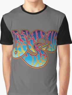 yes band logo Graphic T-Shirt
