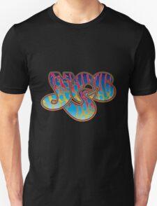 yes band logo Unisex T-Shirt
