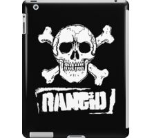 Rancid Skull iPad Case/Skin