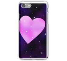 Galaxy Heart iPhone Case/Skin