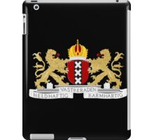 Coat of arms of Amsterdam iPad Case/Skin