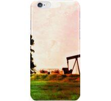 Texas Tea Time iPhone Case/Skin