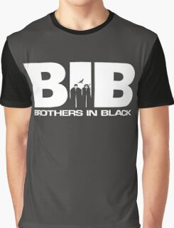 Brother In Black Graphic T-Shirt