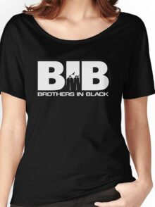 Brother In Black Women's Relaxed Fit T-Shirt
