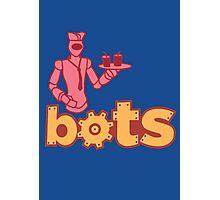 Bots 2 Photographic Print