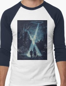 The X-Files Men's Baseball ¾ T-Shirt