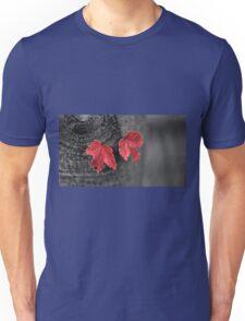 Tiny Maple Leaves Unisex T-Shirt