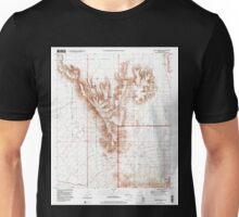 USGS TOPO Map Arizona AZ Childs Mountain 310851 1996 24000 Unisex T-Shirt