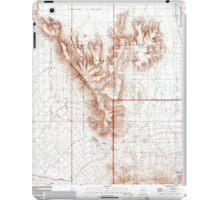 USGS TOPO Map Arizona AZ Childs Mountain 310851 1996 24000 iPad Case/Skin