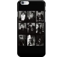 lotto exo group iPhone Case/Skin