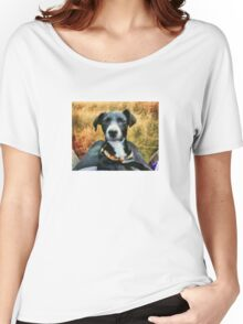 Ringo Takes a Selfie Women's Relaxed Fit T-Shirt