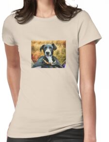 Ringo Takes a Selfie Womens Fitted T-Shirt