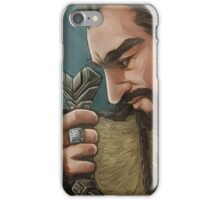 The Hobbit - Thorin Oakenshield iPhone Case/Skin