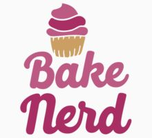 Bake nerd One Piece - Short Sleeve