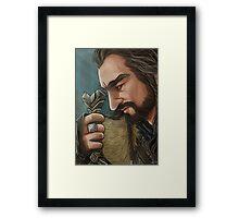 The Hobbit - Thorin Oakenshield Framed Print