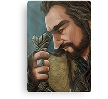 The Hobbit - Thorin Oakenshield Canvas Print