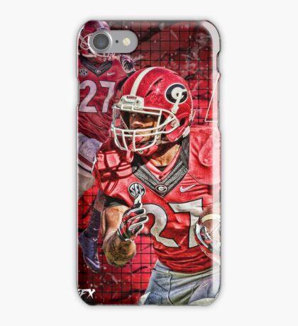 Nick Chubb Phone Case iPhone Case/Skin